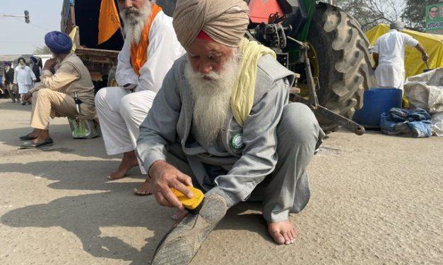 ICSS 20210117 – The Farmer's Movement in India –  G  N  Nagaraj