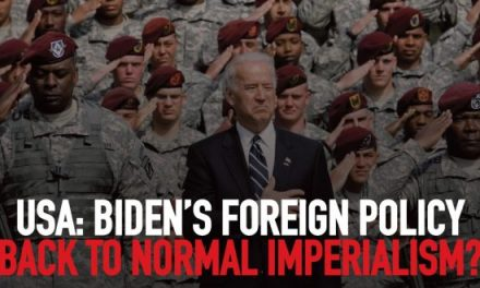 ICSS 20210516 – Biden's Foreign Policy: Hope or Horror  – ROGER HARRIS