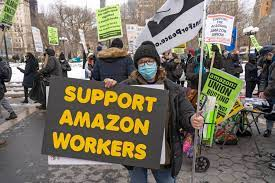 ICSS 20210523 – The Significance of the Alabama Amazon Union Struggle: Building Solidarity in a Time of Transformation for the Working Class