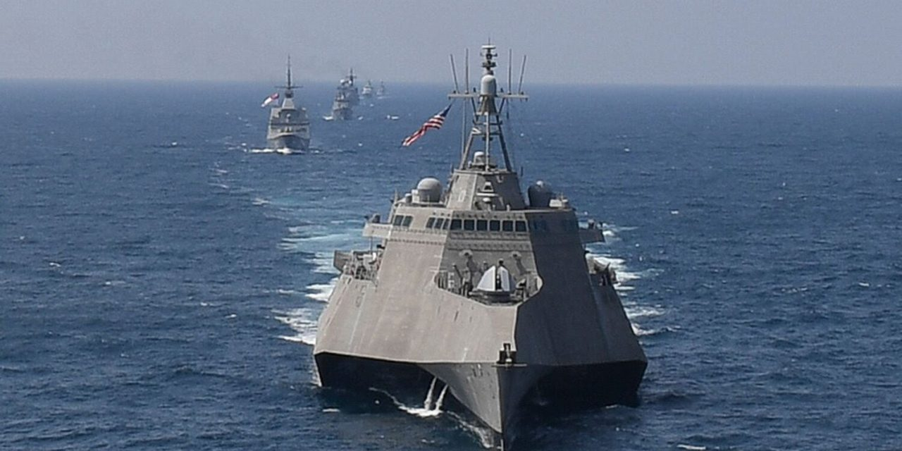 Is the US preparing for war with China in the South China Sea? – KJ NOH