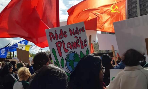 Working class environmentalism – Dave Mckee – October 3, 2021