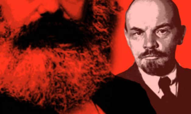 Marx vs Lenin: The Character of Marxism and the nature of Blue Revolution